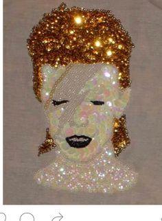 Bowie patch
