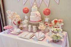 mesas dulces de comunión - Buscar con Google