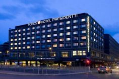 nu vond Sokos Hotel Presidentti in Finland. Close to Kamppi Shopping Mall, in the centre of Helsinki, is the stylish Sokos H All Over The World, Around The Worlds, Helsinki, Front Desk, Good Night Sleep, Hotel Offers, Finland, The Outsiders, Multi Story Building
