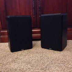 For Sale: Boston Acoustics Speakers for $100