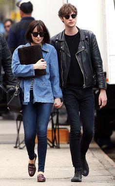Are Exes Dakota Johnson and Matthew Hitt Back Together?  Dakota Johnson, Matthew Hitt