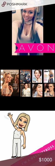 AVON Independent Sales Representative 💄 Hello my name is Michelle Jozwicki. I want to introduce myself and inform you to the wonderful Products AVON has to offer! The company has some interesting products that are suitable for men and women of any age. If you have heard of Avon a long time ago it has expanded from just make up. They offer skin care, fragrances, clothing, accessories, and many other things! Feel free to contact me for a NEW brochure today or shop online! At…
