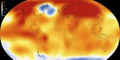 Zo angstaanjagend snel gaat de opwarming van de aarde: een video van 30 seconden