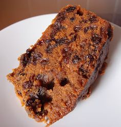 If you find traditional celebration fruit cakes too rich and heavy this may well be the cake for you. Once baked it will store jus. Cake Recipes Ginger, Sponge Cake Recipes, Apple Cake Recipes, Easy Cake Recipes, Baking Recipes, Snack Recipes, 3 Ingredient Fruit Cake Recipe, Light Fruit Cake Recipe, Classic Coffee Cake Recipe