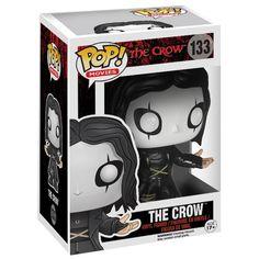 Funko Pop! - Eric Draven 133 - Funko Pop! etter The Crow