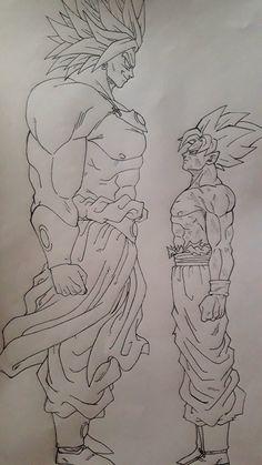 (Vìdeo) Aprenda a desenhar seu personagem favorito agora, clique na foto e saiba como! Dragon ball Z para colorir dragon ball z, dragon ball z shin budokai, dragon ball z budokai tenkaichi 3 dragon ball z kai Dragonball Goku, Goku Vs, Goku Drawing, Ball Drawing, Dragon Ball Gt, Image Dbz, Dbz Drawings, Chibi, Character Design
