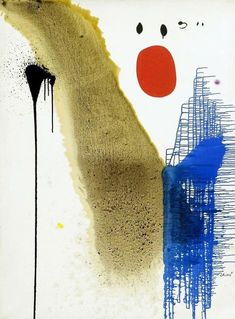Joan Miró, Paysage, 1974 on ArtStack #joan-miro #art