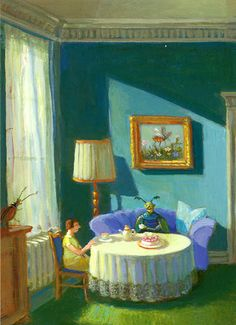 Michael Sowa Michael Sowa, The New Yorker, Titanic, The Beautiful South, Surrealism Painting, Weird Creatures, Les Oeuvres, Illustrations Posters, Illustrators