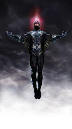 Black Bolt by John Gallagher #Inhumans