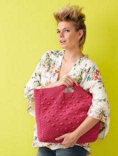 Ladies' Crochet bag, S8779