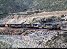 In the seventies DRGW UP and ATSF ran a joint UT to Kaiser Steel coal train with…