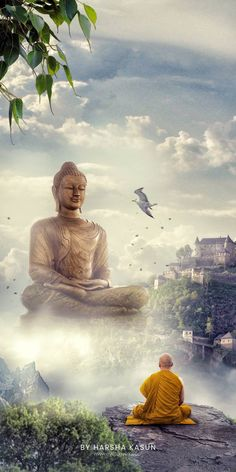 Gautama Buddha, Buddha Buddhism, Buddhist Art, Buddhism Wallpaper, Buddha Wallpaper Iphone, Buddha Artwork, Buddha Painting, Buda Wallpaper, Lord Buddha Wallpapers