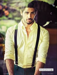 Sidharth Malhotra Hi Blitz July 2015, Maybe inspriration for my male MC though he's a bit older