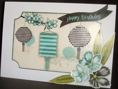 When you light a lantern for another, it will also light your own path I Card, Lanterns, Oriental, Happy Birthday, Happy Brithday, Urari La Multi Ani, Lamps, Happy Birthday Funny, Lantern