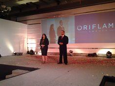 """I have never spoken to so many entrepreneurs before"" - Kapil Gupta, CEO, OMLogic, at #OriflameDirectorsSeminar in Agra."