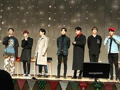 ;; 171224 Special Event. . #GOT7 #갓세븐 #Ahgase #7for7 #YouAre #IGOT7'