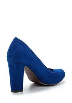 Туфли Marco Tozzi, цвет: синий. Артикул: MA143AWEDA09