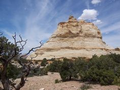 Called the Ghost Rock along highway from Las Vegas to Utah
