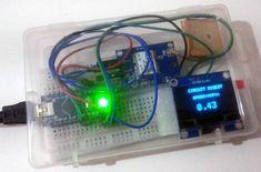 DIY GPS Speedometer using Arduino and OLED