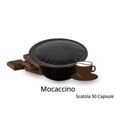 Capsule Compatibile A Modo Mio Mocaccino