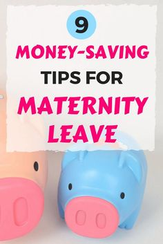 Money saving tips for maternity leave! Having a baby can be expensive, so you need to manage your money well particularly if taking time off work. Tips, strategies and advice for new moms to cut expenses and save money during maternity leave with their  newborn baby. #maternityleave #mom #newmom #motherhood #savemoney #lifewithisabelle