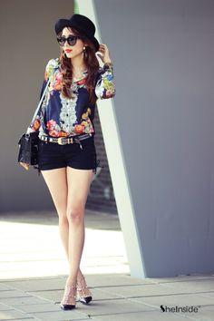 Sunset - Womens Fashion Clothing at Sheinside.com
