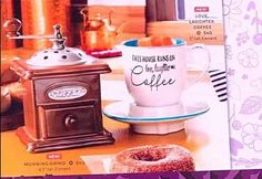 Scentsy fall winter 2017 warms : Morning Grind and Love, Laughter Coffee. Both $40.00