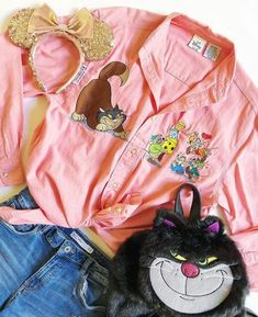 Cute Disney Outfits, Disney World Outfits, Disney Themed Outfits, Disneyland Outfits, Outfits For Teens, Girl Outfits, Cute Outfits, Disney Clothes, Cinderella Outfit