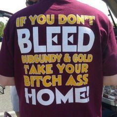 Pic courtesy of thehogs.net We are all two colors: Burgundy and Gold, … some of us are young and some of us are old. Some of us are African and some of us are Caucasion, … some of us are Spanish, Peuto Rican or Asian. Some of us like chicken and some of us like … … Continue reading →