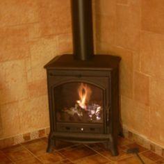 M s de 1000 ideas sobre chimenea estufa de le a en pinterest - Chimeneas en alicante ...