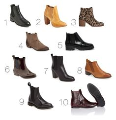 """Chelsea Boot"" by woxy ❤ liked on Polyvore featuring Naughty Monkey, Trotters, Dr. Martens, Chinese Laundry, Cole Haan, ALDO, ASOS, Ganni, Boden and Paul Green"