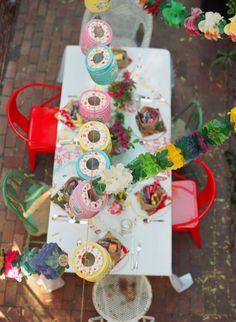 Une jolie table de printemps - Lili in wonderland