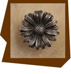 Anne At Home Daisy Cabinet Knob - Small Standard 8/32 x 7/8