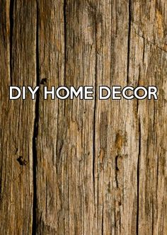 500682 best DIY Home Decor images on Pinterest in 2018 | Diy ideas ...
