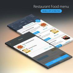 Restaurant App Development Company - Web and Mobile App Development Company - Enuke Software Restaurant App, Restaurant Order, Restaurant Recipes, Web Design, Modern Design, Business Format, Delivery Menu, Mobile App Ui, App Development Companies