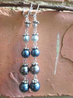 Moois van ' M(i)e': juwelen : MAAK HET ZELF : project : bellen van groot naar klein versie 2