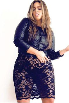 PLUS Model Magazine: June 2012 Plus Size Supermodel Issue Featuring Lauren Veluvolu#share#share#share