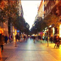 Calle de Fuencarral, Madrid