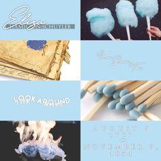 Eliza Schuyler, Aesthetic Themes, Pastel Blue, Hamilton, In The Heights, Fandoms, Aesthetics, Character, Fandom