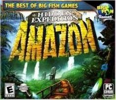 Hidden Expedition: Amazon  Game Searches