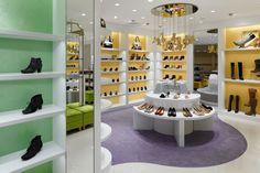 WASHINGTON Shoes Shop  http://www.accainc.net/#/Projects