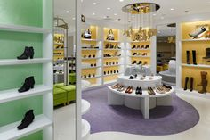 WASHINGTON Shoes Shop  http://www.accainc.net/#/Projects