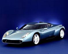 ♂ 1996 Lamborghini Raptor Zagato concept car
