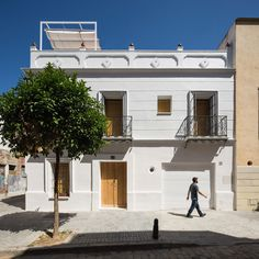 Gallery of House Refurbishment in Conde de Torrejon Street / Pablo Baruc - 1