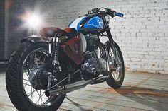 '11 Royal Enfield 500 – MotoVida Cycle Inc.   Pipeburn.com