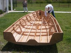 Chined plywood mini transat by Lucas - Page 5