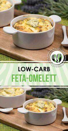 Das Feta-Omelett ist ein einfaches Gericht und eignet sich perfekt zum Eierfasten. Aber es ist auch low-carb, glutenfrei und eignet sich für KETO.