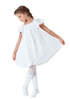 Mekko (koot 104-134 cm). Sewing For Kids, Cold Shoulder Dress, Diy, Tops, Dresses, Women, Fashion, Tunics, Gowns