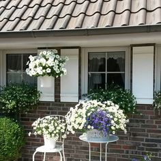 Shabby and Charming: Total white for a beautiful home in Germany