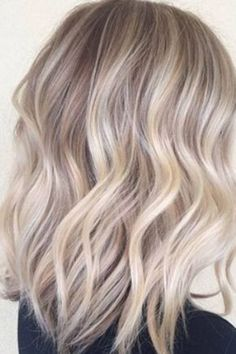 Baby Blonde - Gorgeous Hair Colors That Will Be Huge in 2017